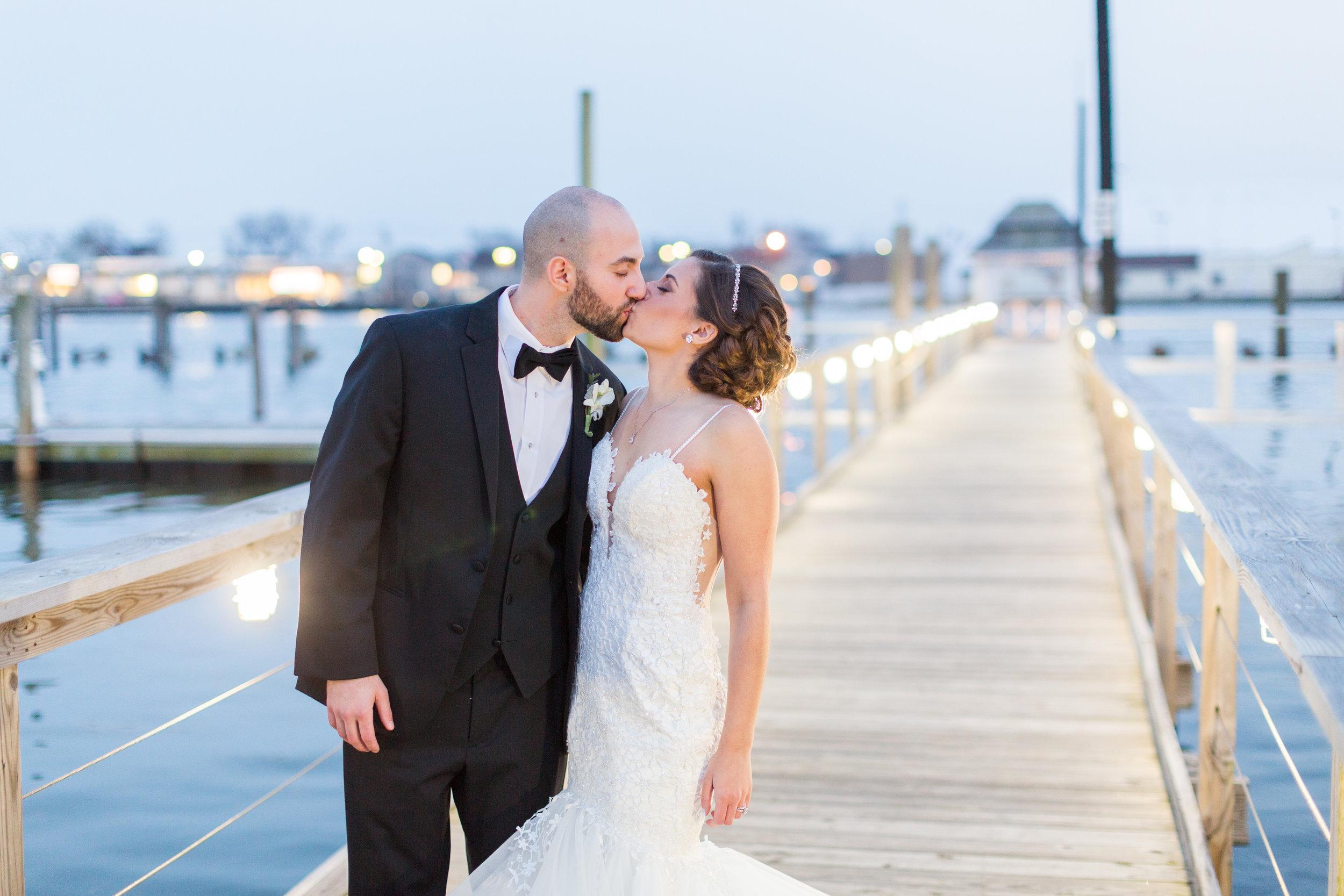 Bridgeview Yacht Club Wedding -