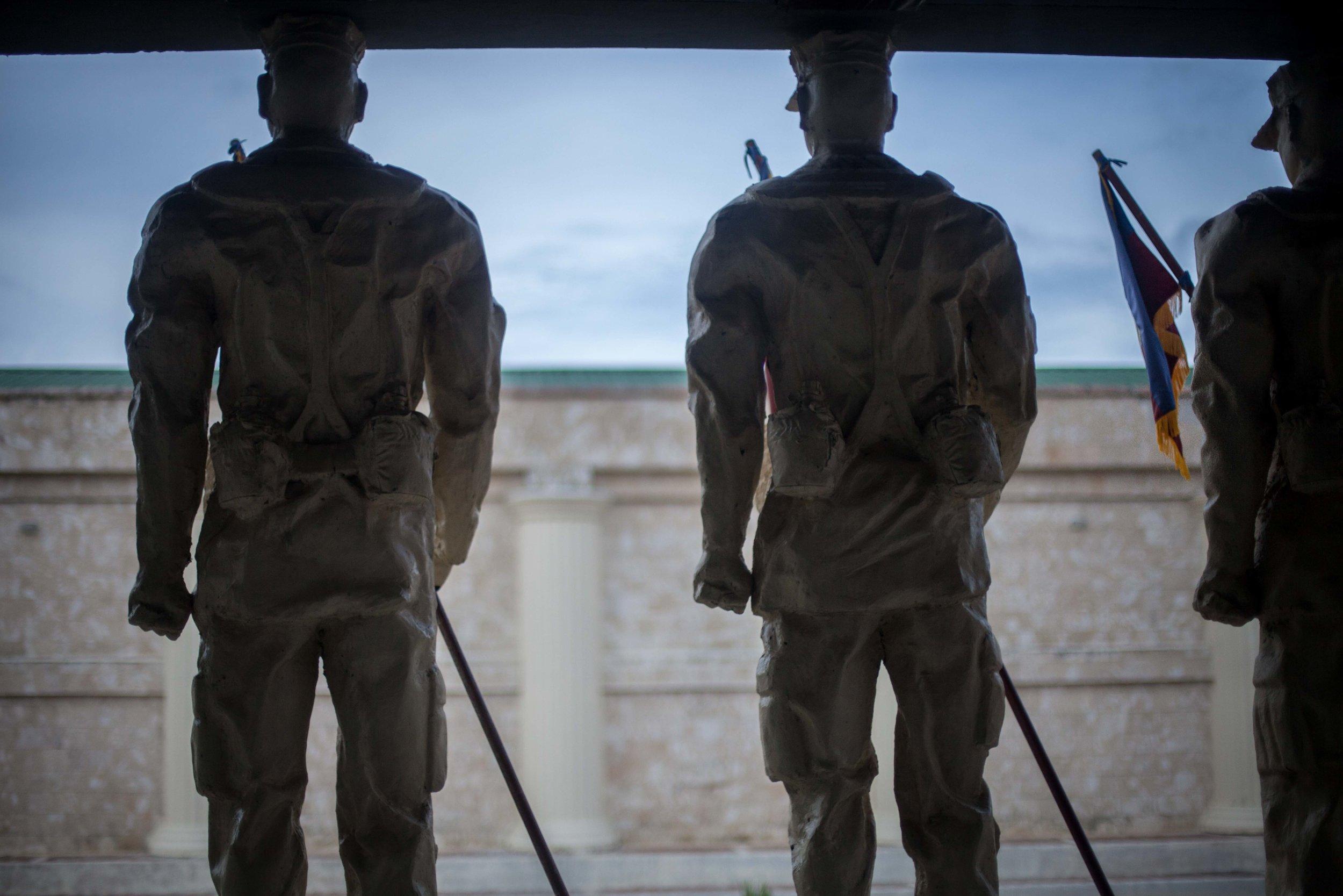 Coveñas Marines Training Base (Coveñas, Colombia, 2016).