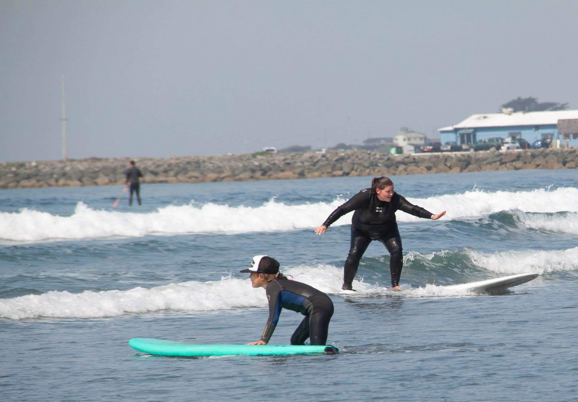 Aunties Surf Too