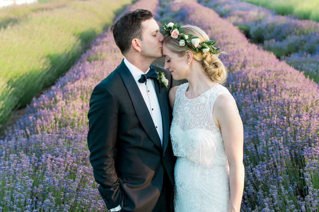 Love in Our Lavender Field