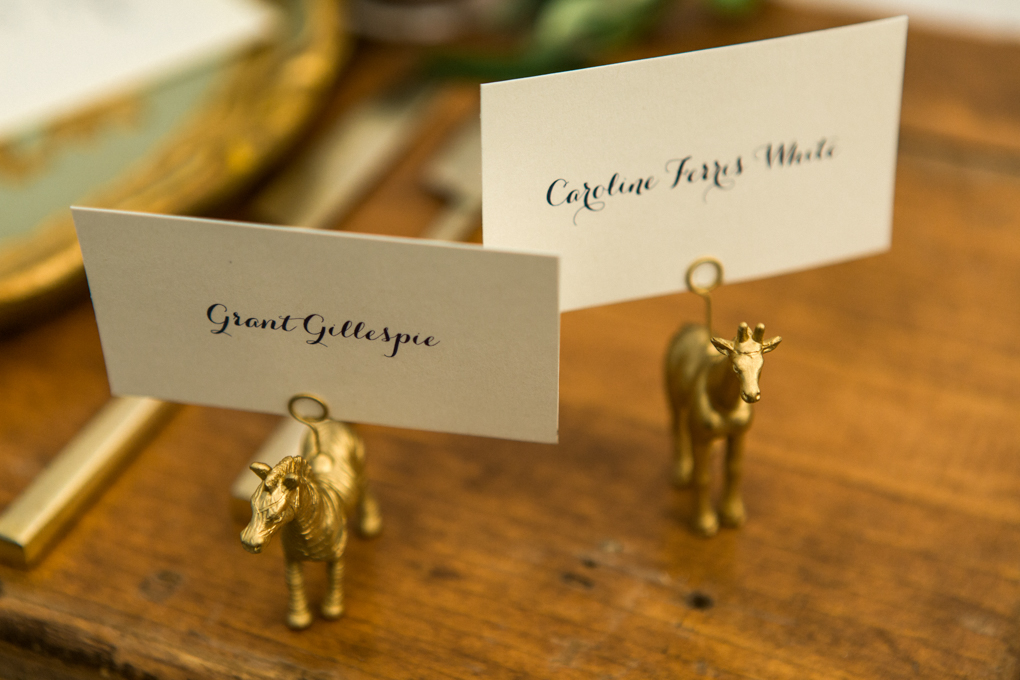 Whimsical Placecards