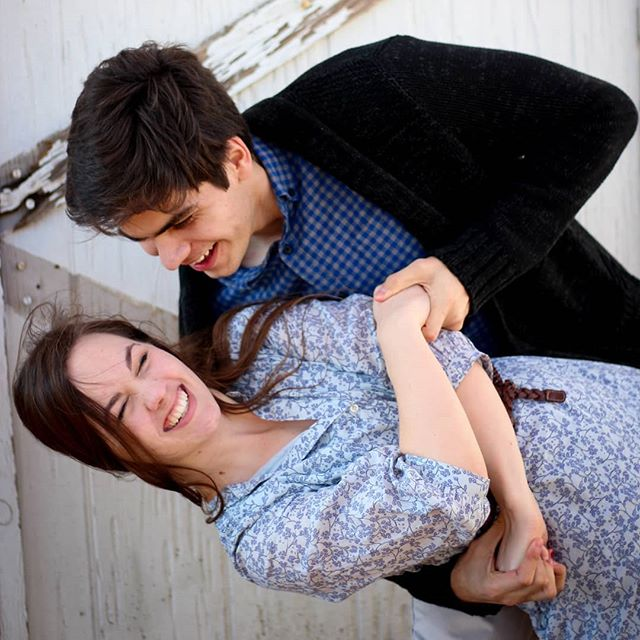 Happy Valentine's Day from us to you! 😄❤️ #cassidycokerphoto #ccp_couples #fortworth #love #valentinesday