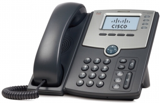 Example of the Cisco VOIP Phones used on the Onega Horizon phone service.