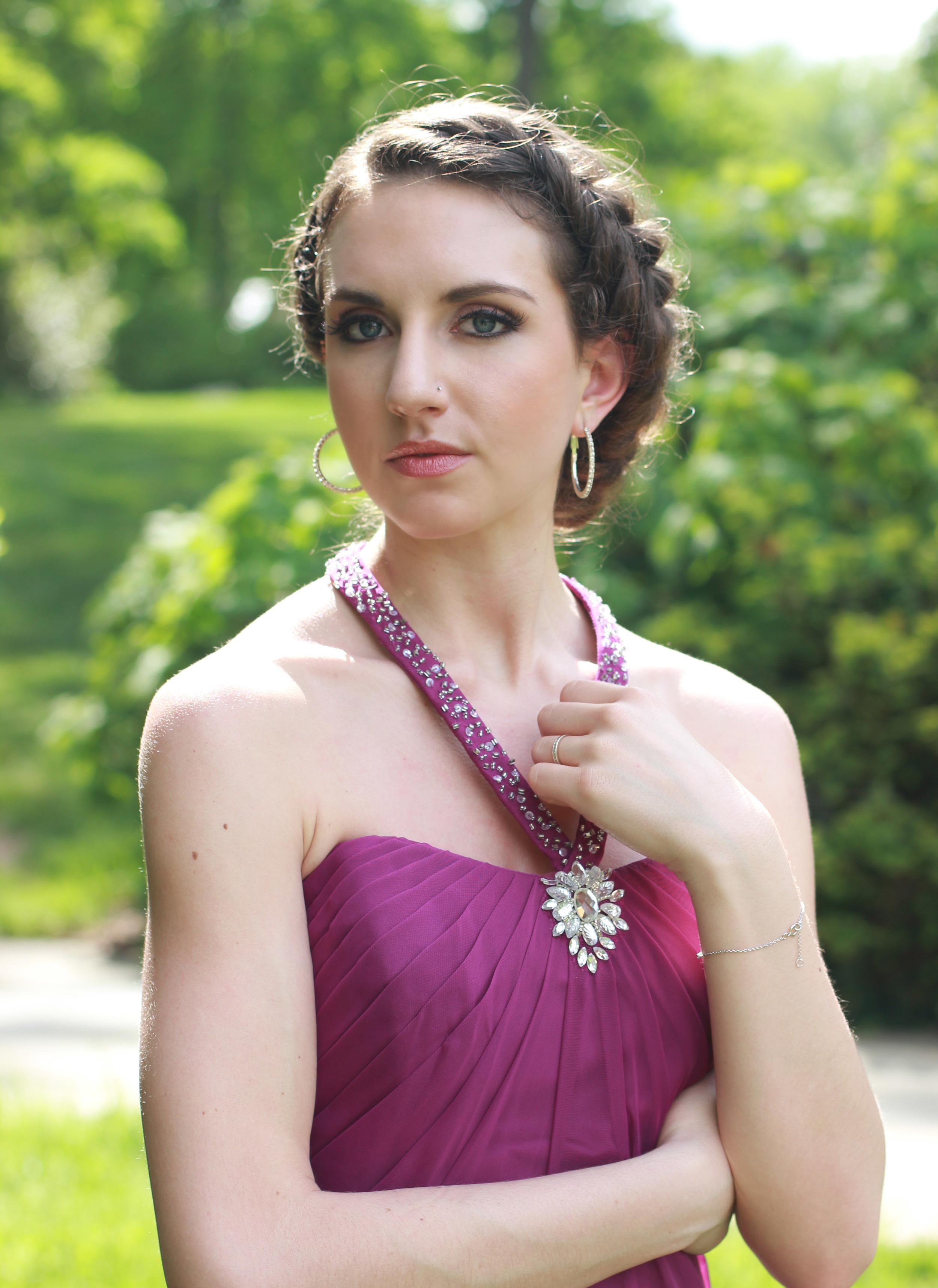 Bohemian Wedding | Bridesmaid | Brookside Gardens - Jess Rudolph Photography: www.jessrudolph.com