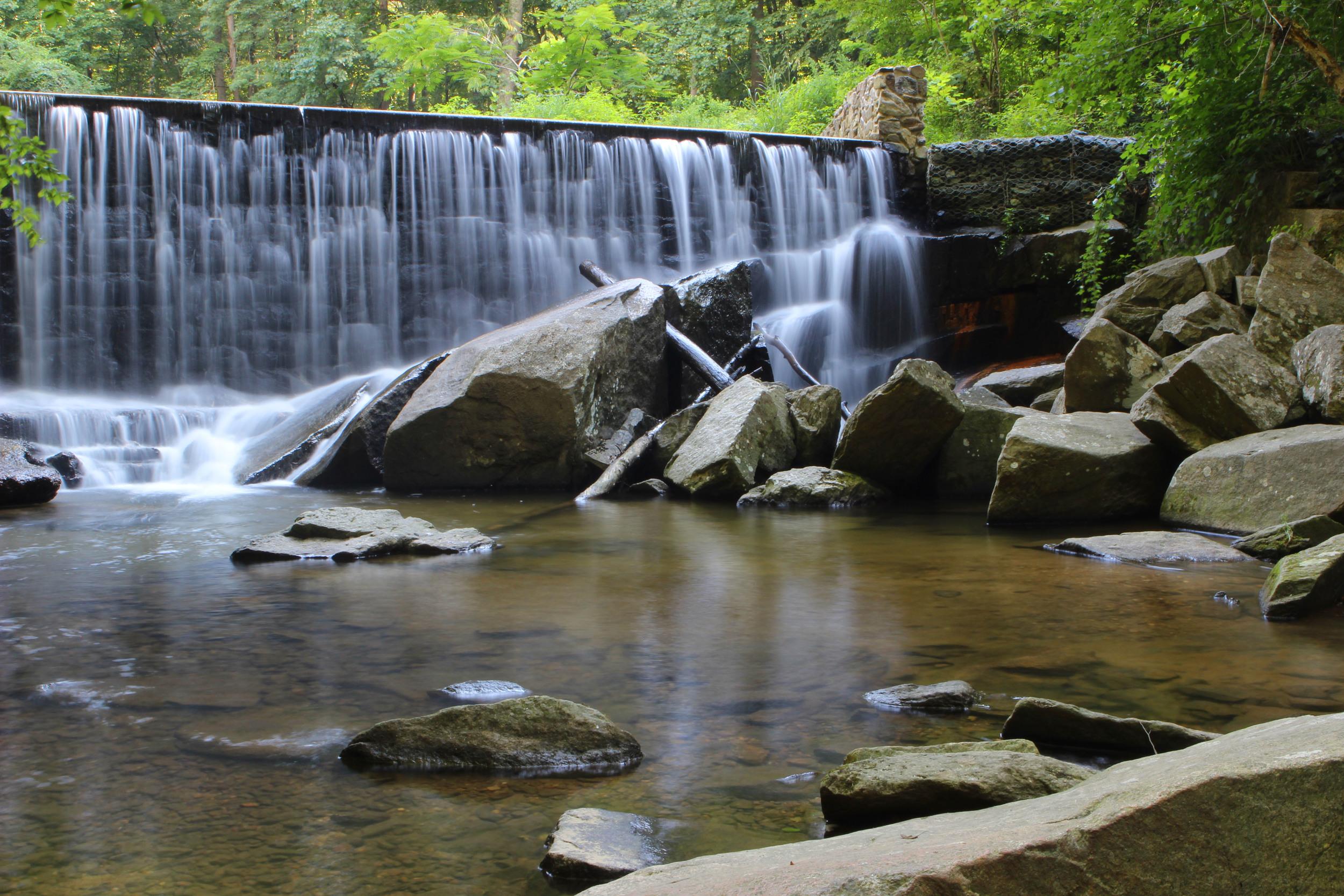 Waterfall | Susquehanna State Park, MD - Jess Rudolph Photography: www.jessrudolph.com