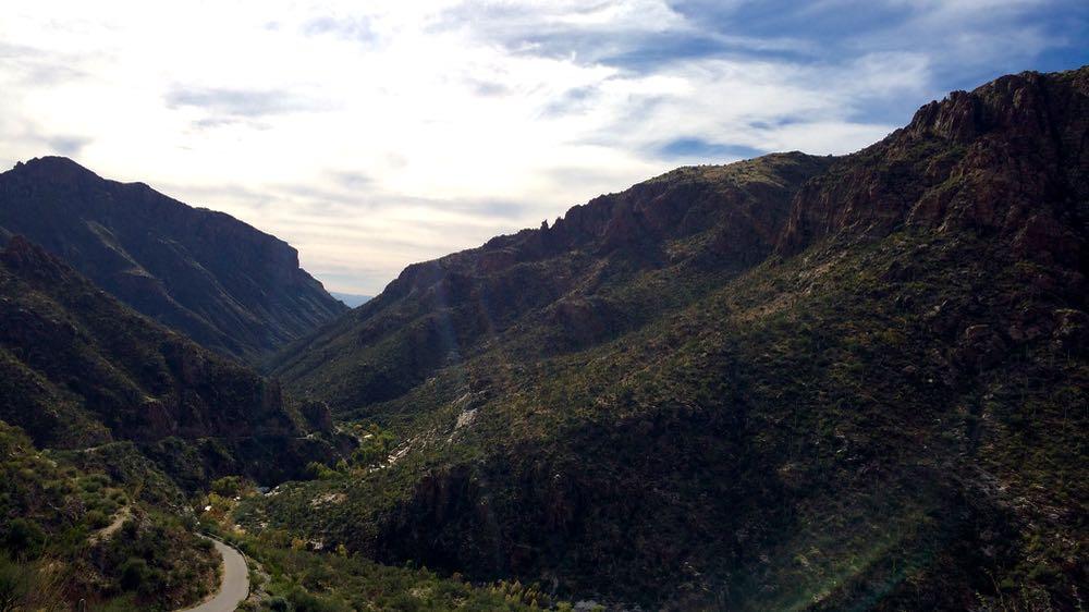 Sabino Canyon, November 2015. Photo by me.