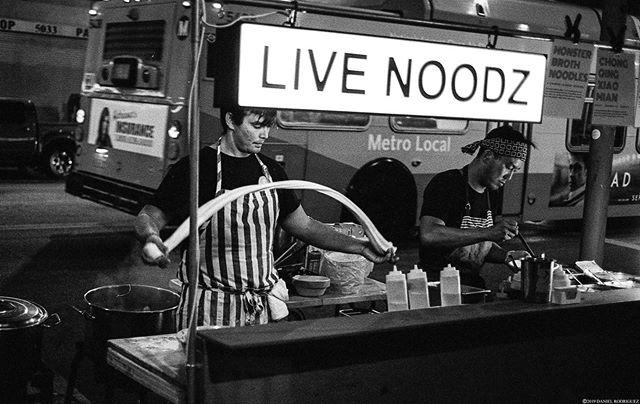 Live Noodz | Minolta CLE / Kodak Tri X 400 (Pushed to 1600) #photographersoninstagram #minoltacle  #kodak #trix400 #shootfilm #35mm #filmphotographic #madewithkodak