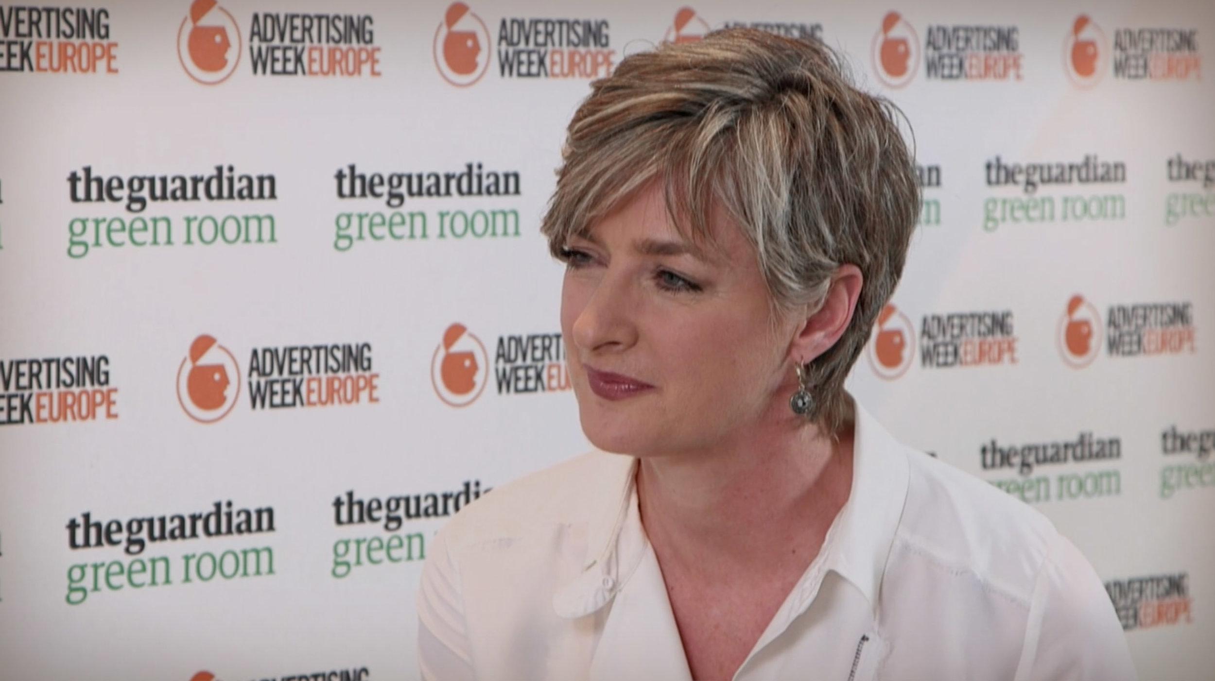 Cheryl Giovannoni, CEO Ogilvy & Mather London