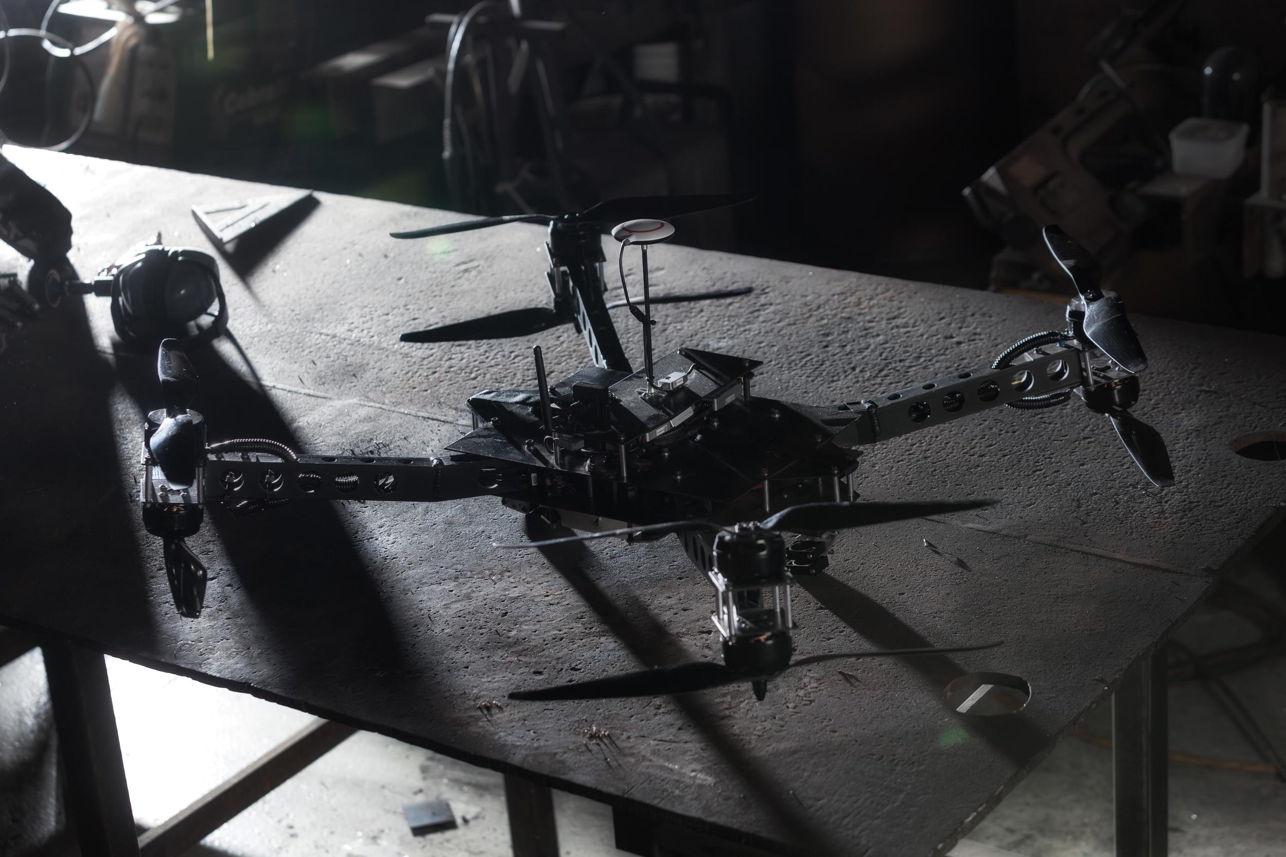 M onar Aero Heavy Lifter UAS