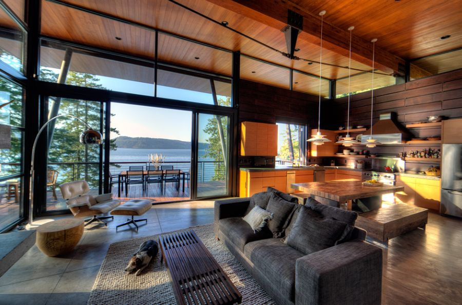 lake home design petoskey
