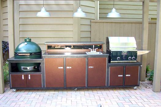 custom grills northern michigan