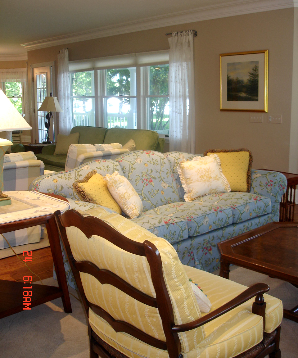 Custom Upholstery Northern Michigan