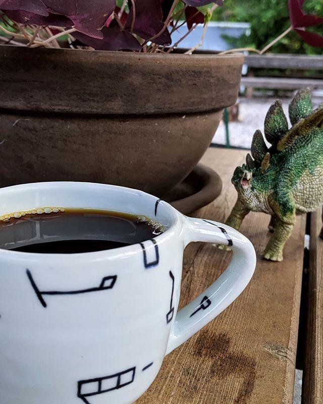 Coffeesaurus 🦖