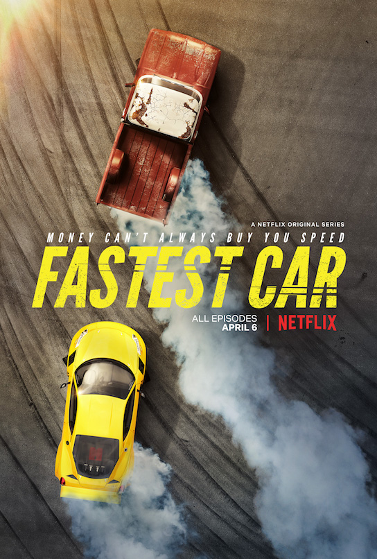 Fastest Car - Season 1 Episode 3 - Additional music