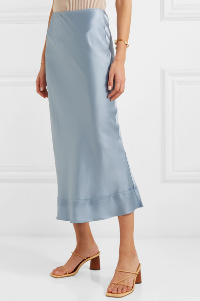Bias cut skirt,  net-a-porter