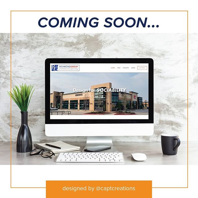 New client website launching soon . . . #website #newwebsite #newwebsitecomingsoon #brand #branding #wip #squarespace #squarespacedesigner #squarespacewebsite #architecture #architectwebsite #architecturewebsite #client #clientwebsite #siteoftheday