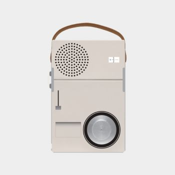 Image of TP 1 radio/phono combination, 1959, by Dieter Rams for Braun [CC BY-NC-ND 3.0] via Vitsœ.