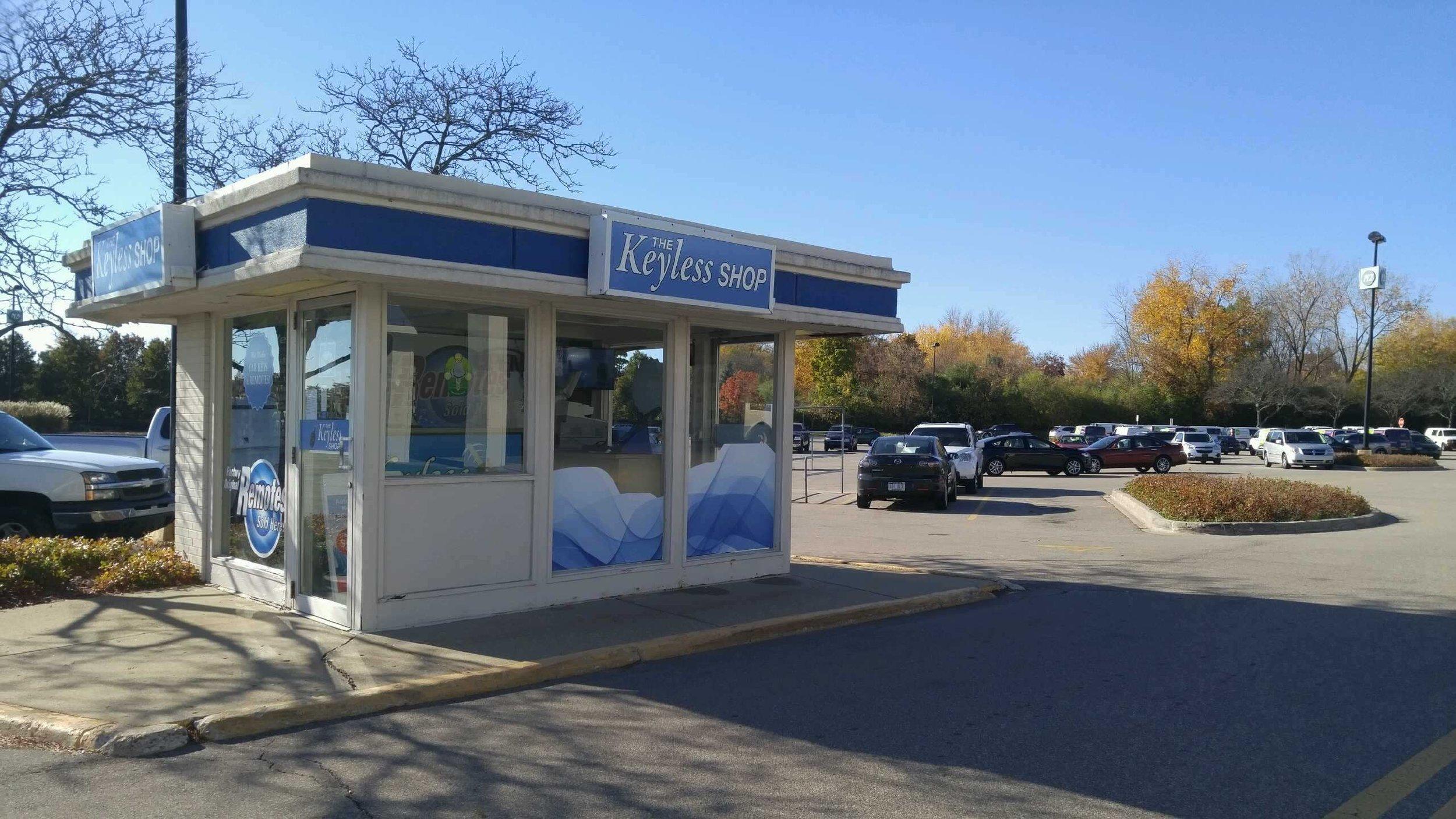 The Keyless Shop at Sears in Grand Rapids, MI    https://www.facebook.com/keylessshopgr/