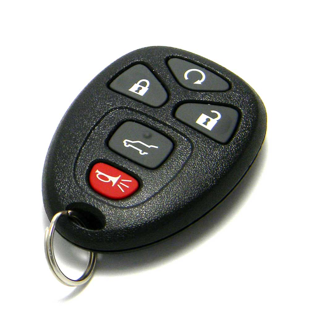 Chevy and Buick remotes with Remote Start programmed to your car for only $75 at The Keyless Shop.