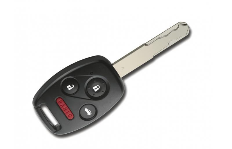 The Keyless Shop cuts Honda Laser Keys