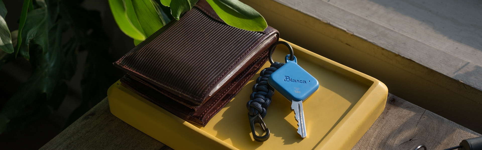 Tile Bianca Key now available at The Keyless Shop. Buy now only $25. Call 800-985-9531.