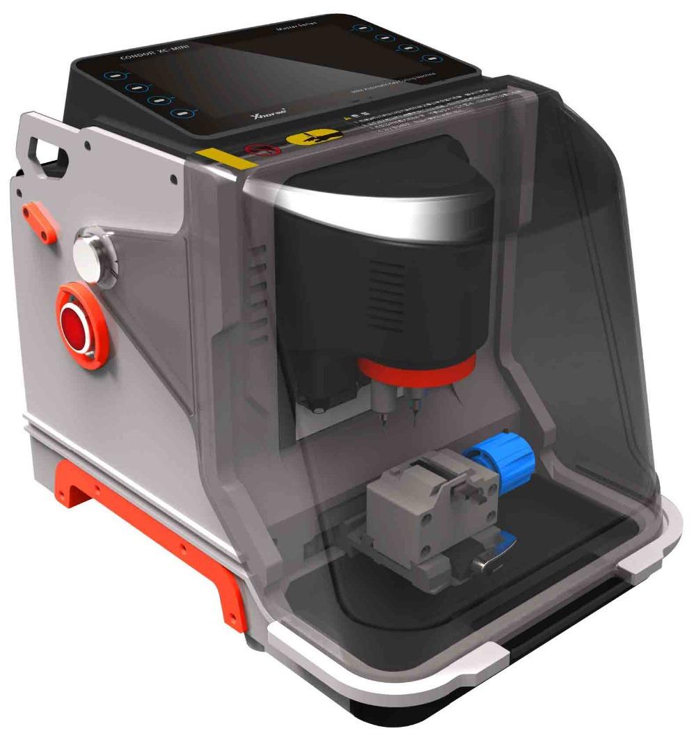 Mini Condor laser key machine
