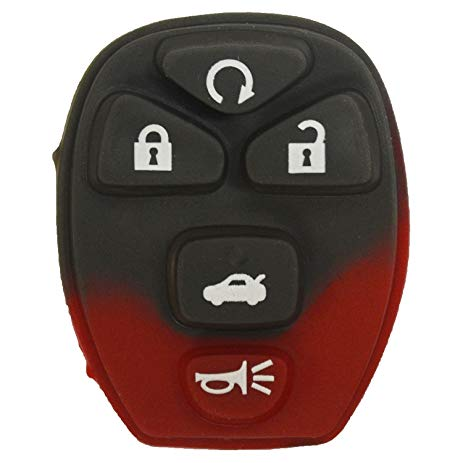 GM remote buttons pad for Chevy, Cadillac, Pontiac, Buick, Saturn, Hummer and Oldsmobile. Call now and order your pad.