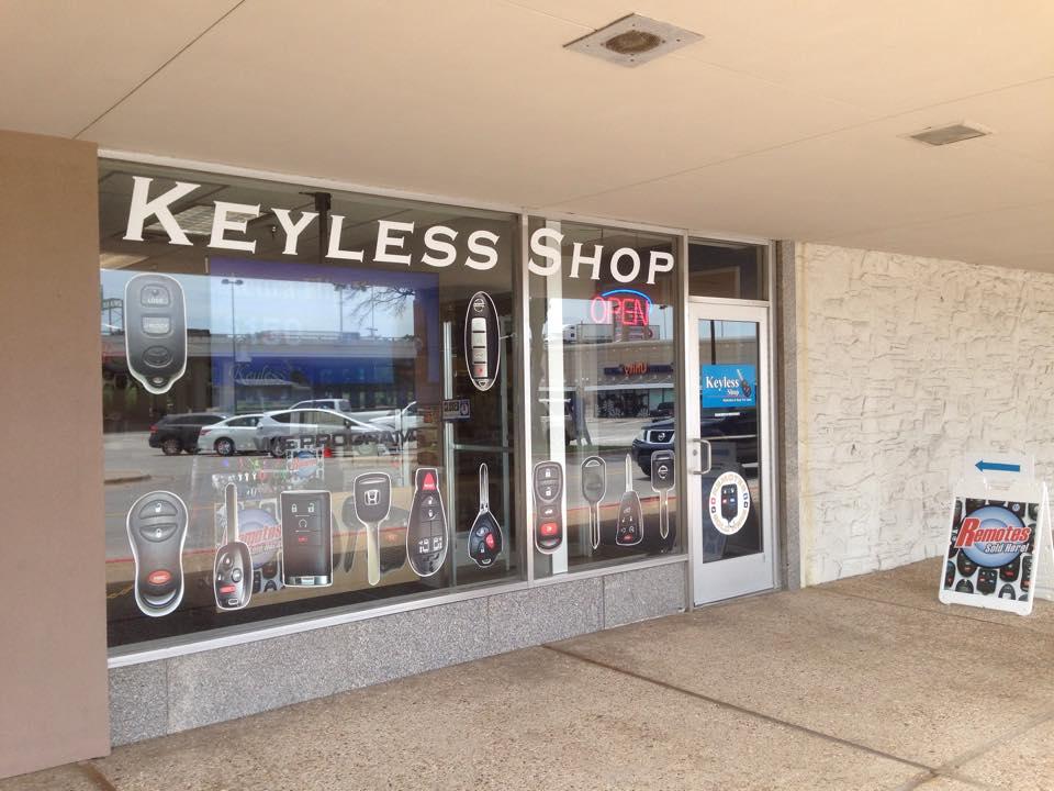 El Keyless Shop es el cerrajeria automotriz para todo tipo de carros.