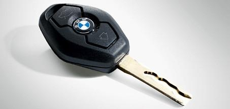BMW Remote Keys cut and programmed at The Keyless Shop