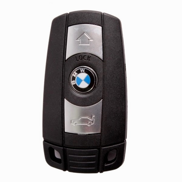 BMW smart keys cut and programmed for certain models at The Keyless Shop.