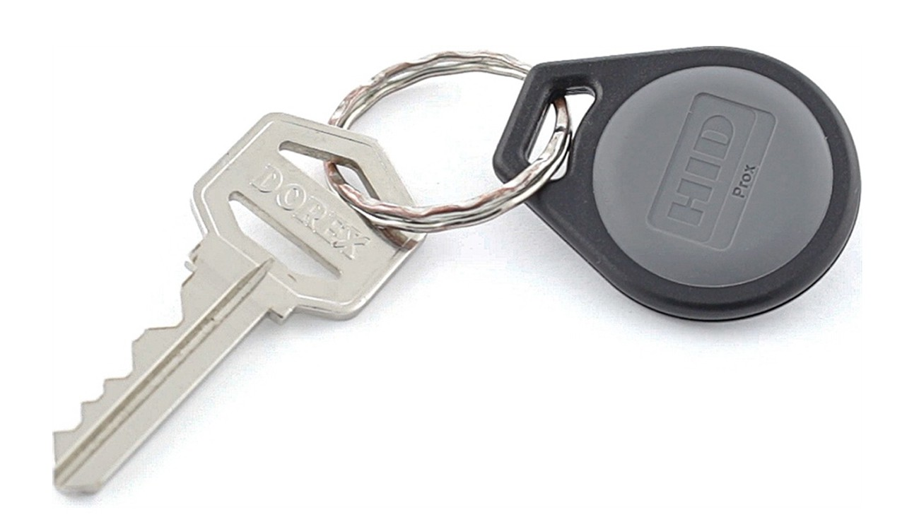 Copy and duplicate HID key fobs now at The Keyless Shop at Sears.