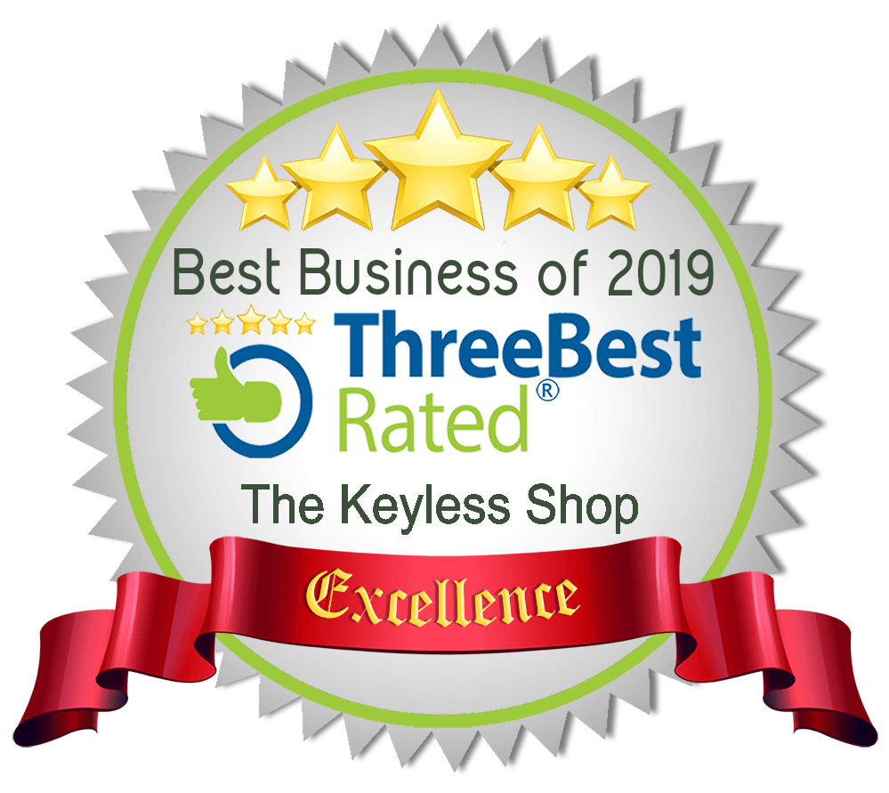 The Keyless Shop is a Threes Best business at several of our locations.