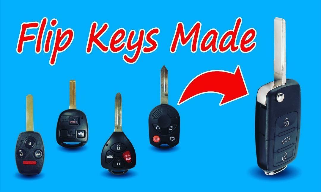 El Keyless Shop se puede  convertir la llave y control de su carro a una llave de estilo VW o Audi.