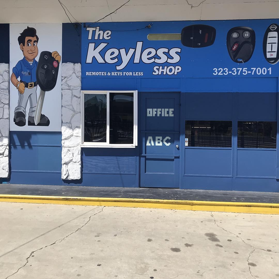 The Keyless Shop at ABC Smog