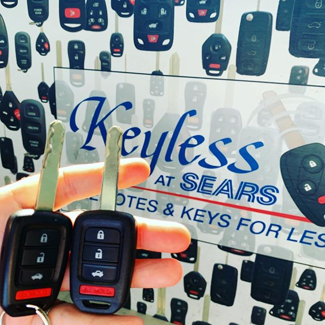 Honda keys made #honda #carkeys #locksmith #accord