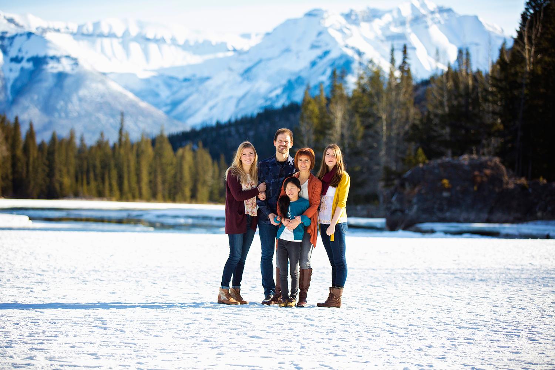 Bow Falls Banff Alberta Photos