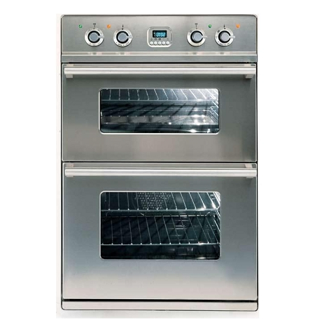 RRP $3,729.00,    SALE $2,199.00   Ilve- 201WMP  600mm electric multifunction double oven with catalytic liners.