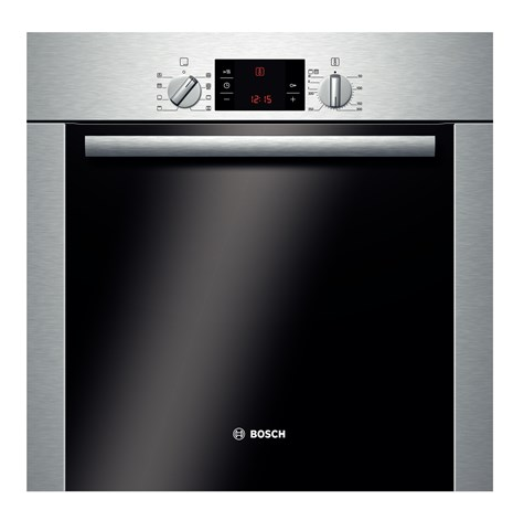 Bosch HBG73B550A Pyrolytic Oven  600mm- touch control, sabbath mode, digital thermostat  RRP $2599 SALE 1995