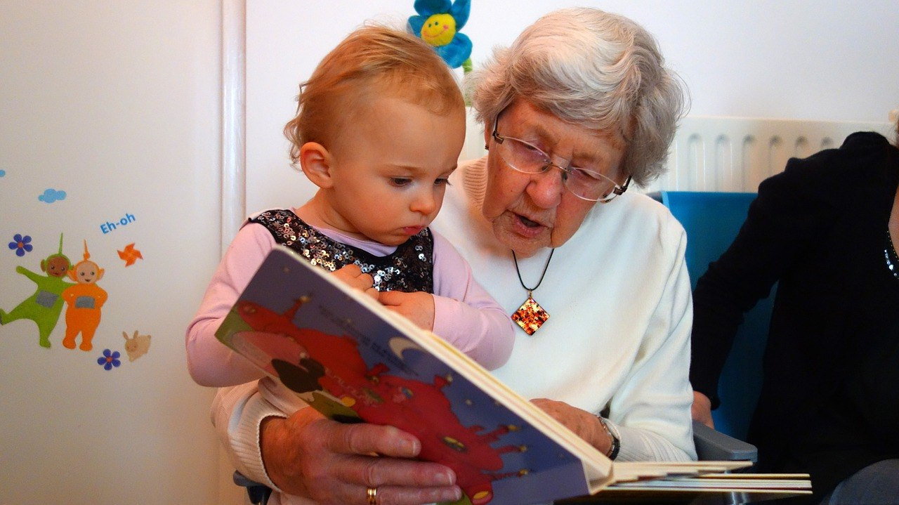 Gramma Reading Books.jpg