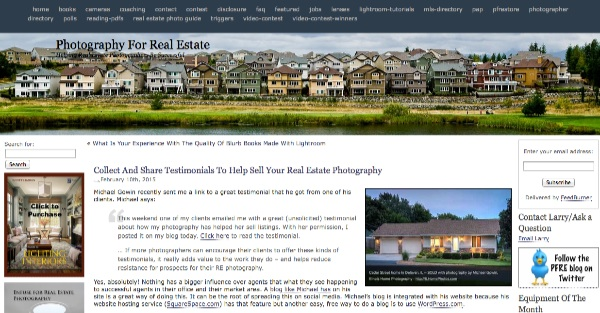 Illinois Home Photography by Michael Gowin featured on the Photography for Real Estate (PFRE) blog