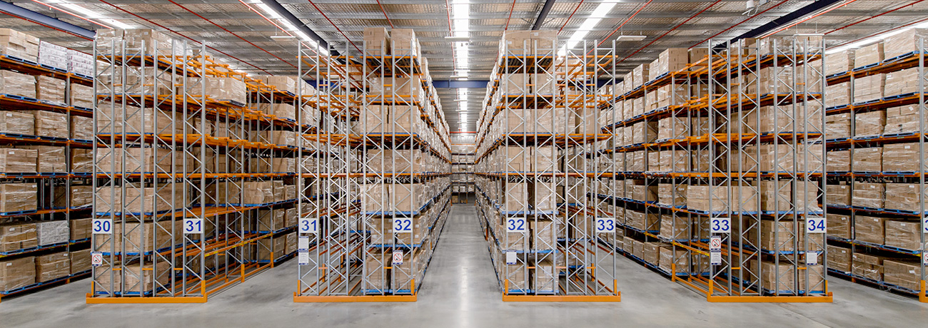 Double Deep Pallet Racking | Colby Storage Solutions