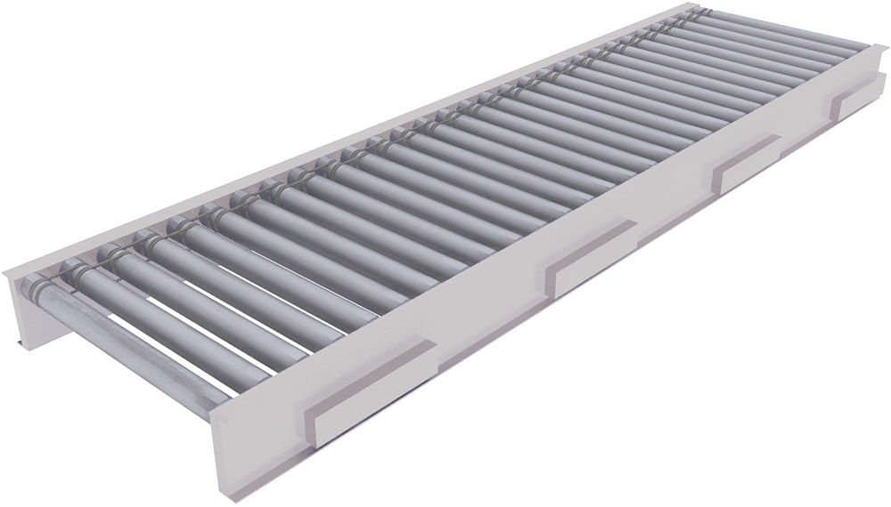 Model 24V dc Accumulation Conveyor