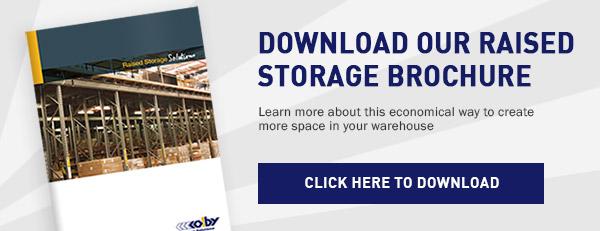 Raised Storage Brochure download