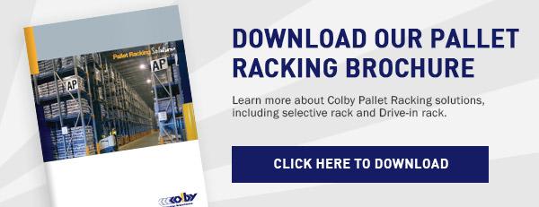 Pallet Racking Brochure Download
