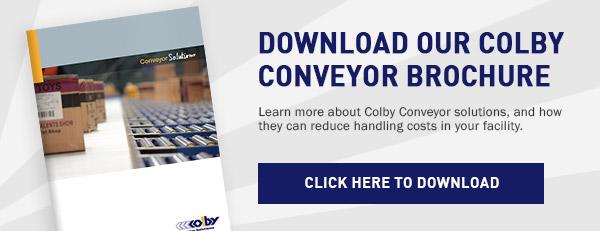 Colby Conveyor Brochure Download
