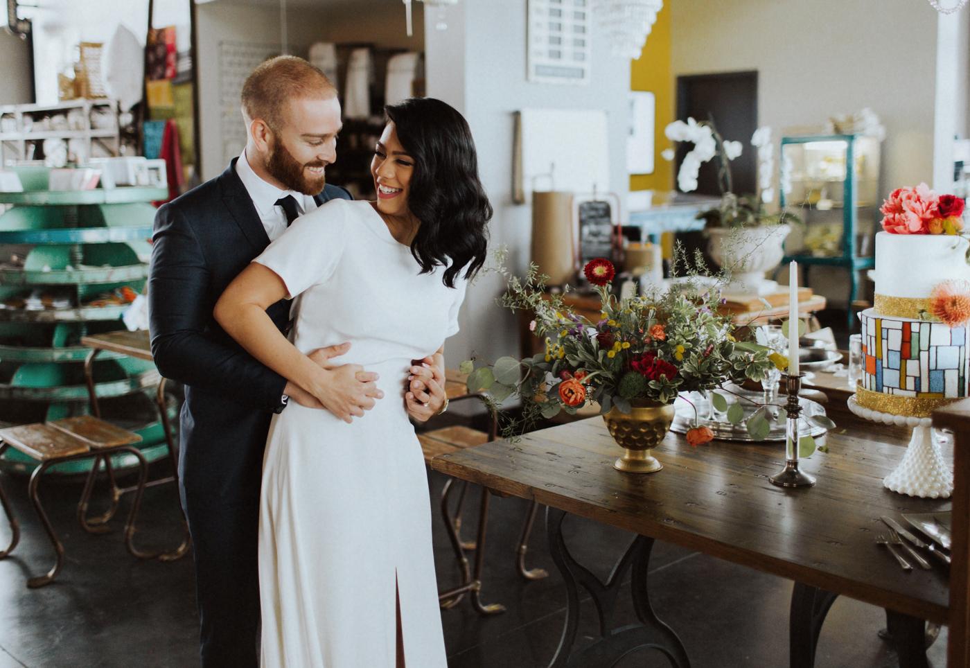 Wedding | Canvas Market | Lake Nona-Orlando, FL  | Vanessa Boy Photography | vanessaboy.com-75.com |Green Wedding Shoes.jpg