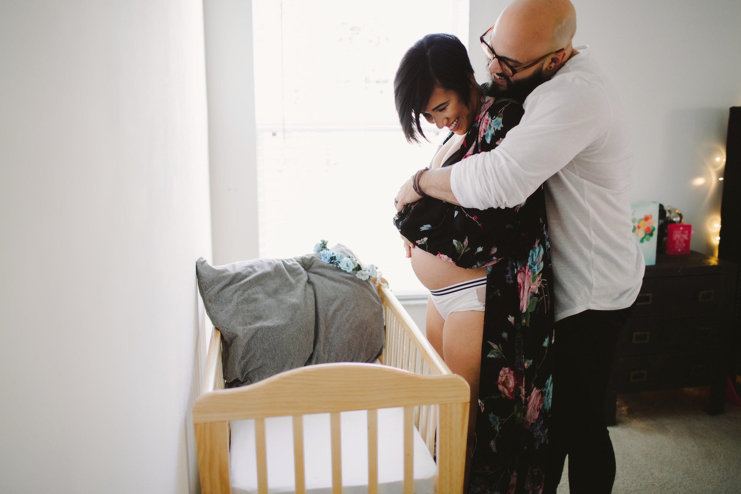 Indoor Lifestlye Maternity Session | Vanessa Boy | Vanessaboy.com |orlando,fl-395.com |final.jpg