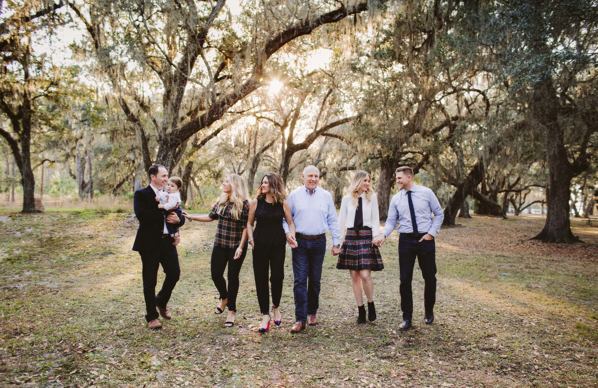 Casual Family Portraits | Vanessa Boy | Orlando, FL