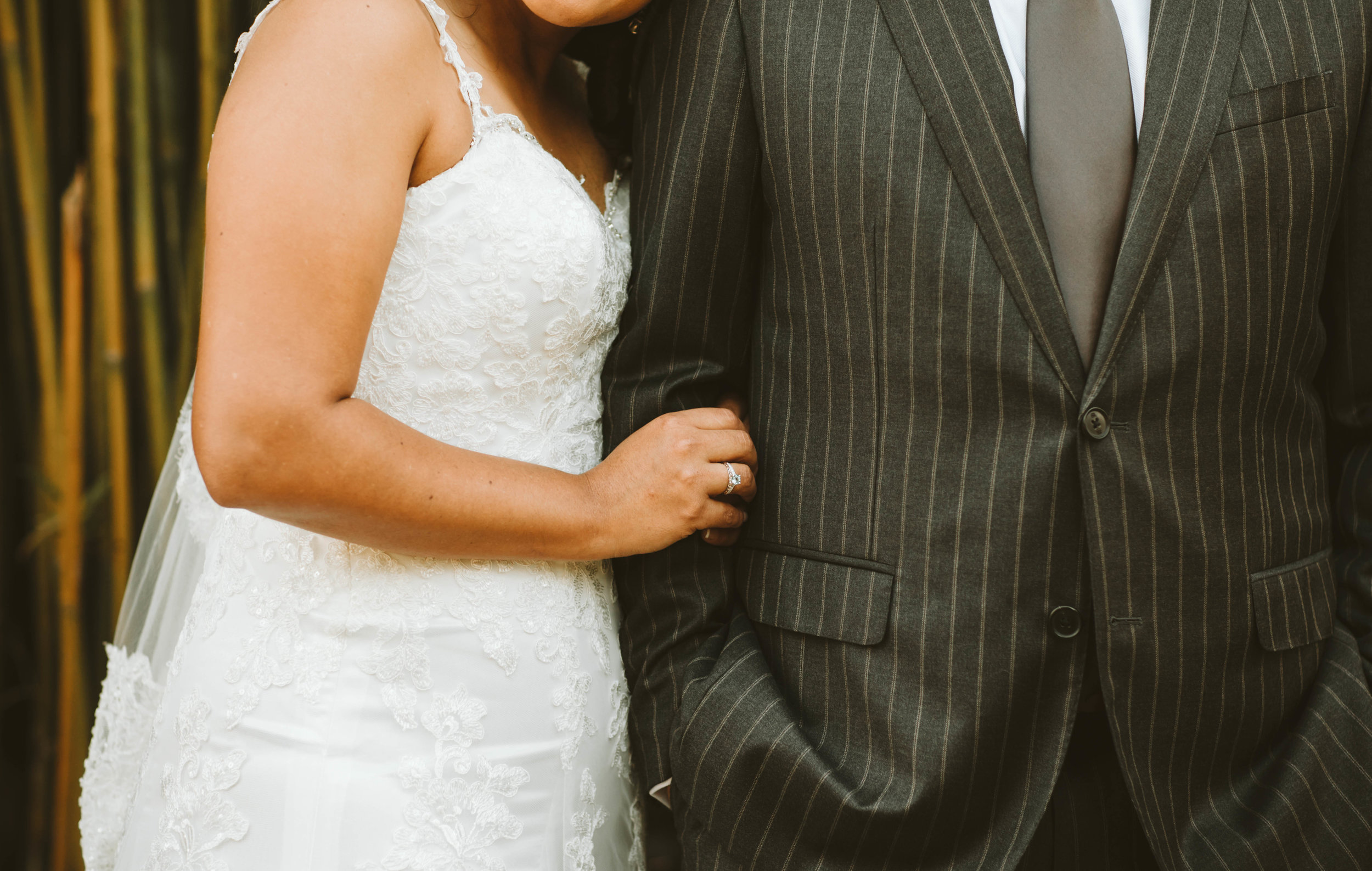 Ian & Juliana - A quaint backyard wedding with those that matter most.