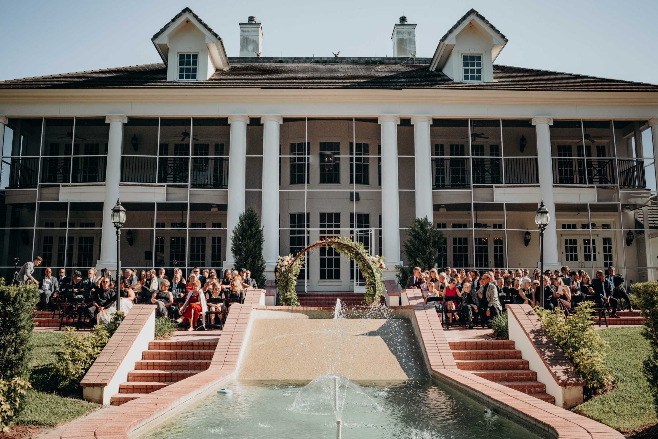 Merika and Jaycob Ammerman Wedding | Winter Springs | Luxmore Grande Estate (135 of 88).jpeg